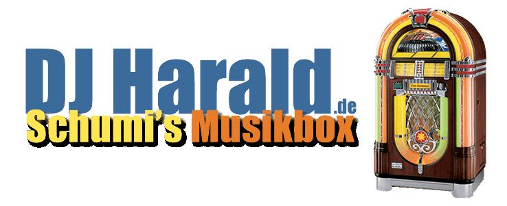 Schumi's Musikbox | DJ Harald | Geburtstage – Hochzeiten – Feiern